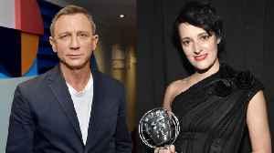 Daniel Craig shuts down suggestion Phoebe Waller-Bridge was diversity hire for Bond film [Video]