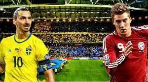 Sweden v Denmark | More Than Just Zlatan v Bendtner [Video]