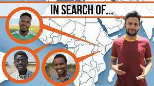 In Search of: Africa - Choose Your New Copa90 Presenter! [Video]