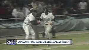 Another shot at the Baseball Hall of Fame: Lou Whitaker on 2020 Modern Era ballot [Video]