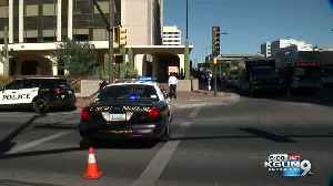 Evacuation lifted after suspicious package found at Superior Court [Video]