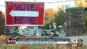 Voter turnout expected to be low for Tuesday's election [Video]