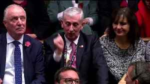 Lindsay Hoyle is elected speaker of UK's House of Commons [Video]