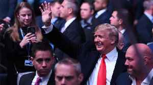 Trump speaks out about crowd's cheers at UFC fight [Video]