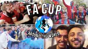 How The World Reacted: FA Cup Final [Video]