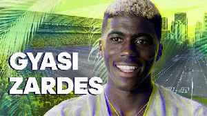 Gyasi Zardes: My Journey From LA Streets To Galaxy Star [Video]