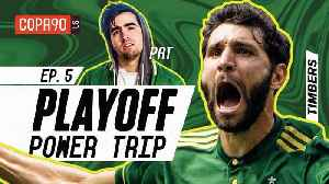 Tattoos, Food Carts & Timbers Army: Keeping it Weird in Portland | COPA90 Playoff Power Trip Ep. 5 [Video]
