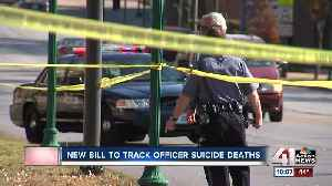 Bill that would track law enforcement suicides garners local support [Video]