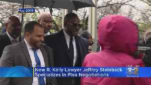 New Lawyer Signing On With R. Kelly Team [Video]