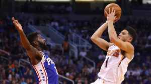 Devin Booker Drops 40 to Defeat 76ers [Video]