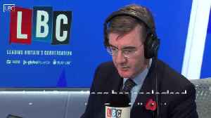 Jacob Rees-Mogg apologises for Grenfell 'common sense'' comment [Video]