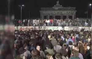 As the 30th anniversary looms, Germans remember the Berlin Wall's surprising fall [Video]
