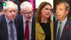 What The Parties Will Do With Brexit If They Win The General Election 2019 [Video]