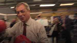 Nigel Farage urges Prime Minister to change course on Brexit [Video]