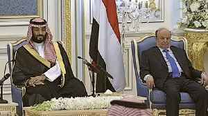 Peace deal announced between Yemeni government, separatists [Video]