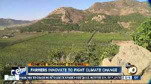 San Diego farmers find innovative solutions to climate change problems [Video]