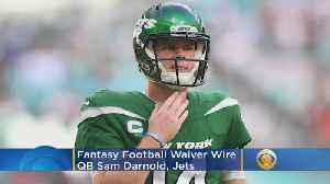 Fantasy Football Waiver Wire Week 10 [Video]