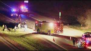 1 Dead, Another In Critical Condition After Crash On I-79 [Video]