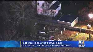 New Bedford Plane Crash Has Investigators Searching For Answers [Video]