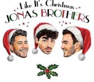 News video: Jonas Brothers Announce New Holiday Song 'Like It's Christmas'
