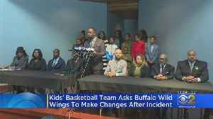 Victims Of Racist Incident At Buffalo Wild Wings In Naperville Speak Out [Video]