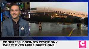 Congress Says Boeing's Testimony Raises Even More Questions [Video]