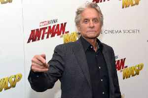 Michael Douglas confirms third Ant-Man movie will start filming in 2021 [Video]