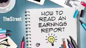 Here's How to Read an Earnings Report Like a Wall Street Investor [Video]