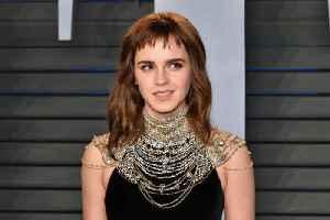 News video: Emma Watson Is Calling Herself 'Self-Partnered'