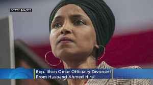 Rep. Ilhan Omar Divorces Husband Ahmed Hirsi [Video]