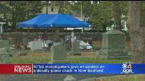 New Video Of New Bedford Plane Crash, Investigators Still On Scene [Video]