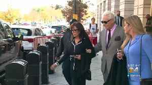 News video: Roger Stone Makes Early Exit On First Day Of His Criminal Trial
