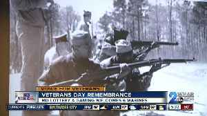 News video: Montford Point Marines share their stories at remembrance event