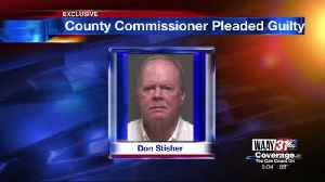 County Commissioner Speaks Out On Ethics Charges [Video]