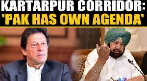 News video: Amarinder Singh smells conspiracy in Pak Kartarpur corridor opening | Oneindia  News