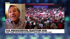 """Dick Howard on France 24: """"Elisabeth Warren does not have a base within the Democratic party"""" [Video]"""
