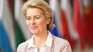 Ursula von der Leyen sends reminder to Boris Johnson to nominate EU commissioner [Video]
