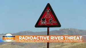 The mountain valley 'one landslide away' from radioactive catastrophe [Video]