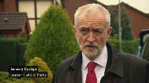Jeremy Corbyn questions Alun Cairns' election candidacy [Video]