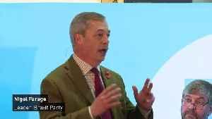 Nigel Farage mocks Conservatives' 'Workington Man' [Video]