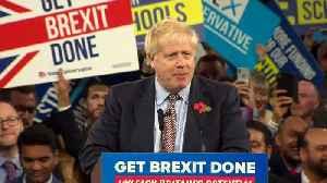 Boris Johnson opens speech with Brexit-anaconda analogy [Video]