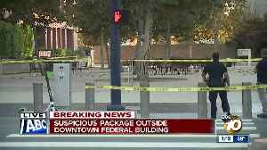 Reports of suspicious package prompts bomb squad response [Video]