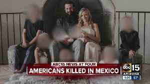 Drug cartel gunmen kill 9 US citizens in ambush in Mexico [Video]