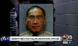 Benefit BBQ held for fallen detention officer Gene Lee [Video]