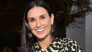 Demi Moore: Ex Ashton Kutcher Said He Didn't Know 'If Alcoholism's A Thing' [Video]