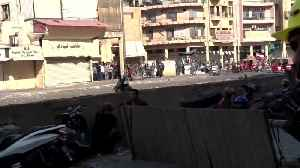 Live fire used to disperse Baghdad protesters [Video]