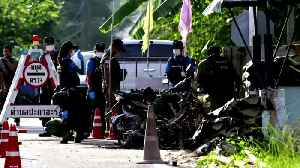 News video: 15 dead in southern Thailand's worst attack in years