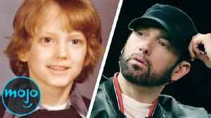 The Heartbreaking Life of Eminem [Video]