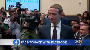 Zuckerberg Hosts 'No Holds Barred' Dinner WIth Civil Rights Leaders At Palo Alto Home [Video]