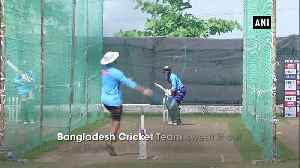 Ind vs Ban Bangladesh team practises in Rajkot ahead of 2nd T20 [Video]